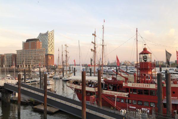2018 10 Hamburg Hafen